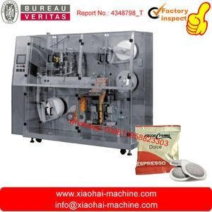 China coffee pod packaging machine on sale