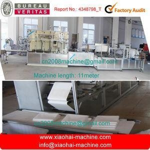 China non woven disposable hospital bed sheet machine on sale