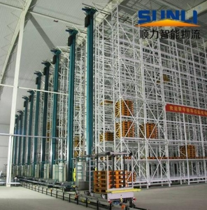 China Automated Racking System on sale