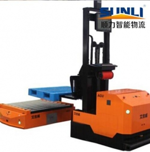 China Forklift AGV car on sale