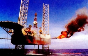China Successful Case - East Sea Offshore Oil Field on sale