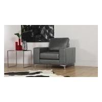 China Sofa Clifton Grey Armchair on sale