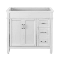 China Attractive Bathroom Vanities Without Tops At The Home Depot on sale