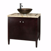 China Sophisticated Home Depot Bathroom Vanity Sink Combo At Decorators Collection Argonne on sale