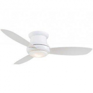 China Gorgeous Small Low Profile Ceiling Fans In Hugger Flush Mount For 8 Foot Ceilings on sale