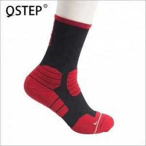 China Unique design mid-length outdoor running sock merino on sale