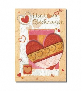 China Birthday Cards ITEM NO: SX-D-001 on sale