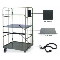 Trolley Logistics-cart-roll-cage-roll-containers-trolley