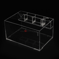 China Clear acrylic aquarium fish ta on sale