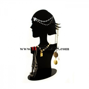China Silhouette body jewelry displ on sale