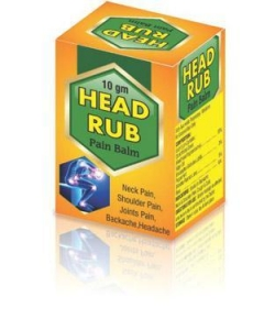 China HEAD-RUB PAIN BALM Herbal Products on sale