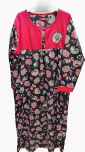 China lady's night-robe FR-4303 on sale
