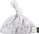 China PB-BHFPPetit Bird - Baby Hat - Feather tie Pink on sale