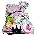 China 798PJack & Lily Wonderful Baby Hamper (Girl) on sale