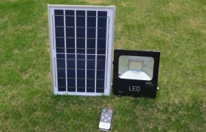China 50W Solar LED Flood Light,Solar Flood Light Outdoor on sale