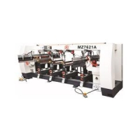 Six Lines Woodworking Drilling Machine