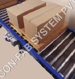 China Motorized Roller Conveyor on sale