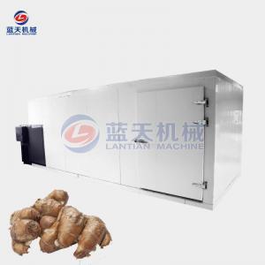 China Sand Gingers Dryer Machine on sale