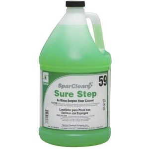 China Spartan SparClean Sure Step 59 Floor Cleaner - Gal. on sale
