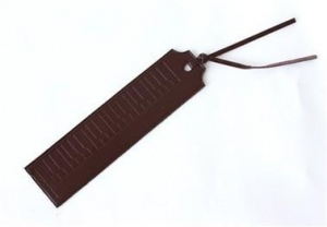 China Leather Leather Bookmarker BW-LT-023 on sale