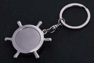China Souvenirs Anchor Keychain on sale
