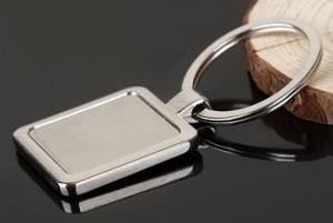 China Souvenirs Rectangle Keychain on sale