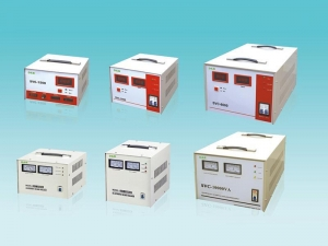 China Transformer & Stabilizer SVC Single-Phase Automatic Voltage Stabilizer on sale