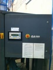 China air compressor atlas copco GA110Call on sale
