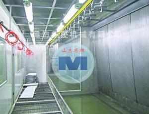 China Curtain coating line on sale