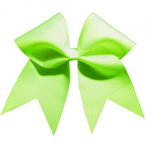 China Chosen Bows Big Classic Cheer Satin Ribbon Bow on sale