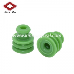 China TE Connectivity AMP 2.5mm Series Silicone Single Wire Seal 828985-1 Fits Round Connector System on sale
