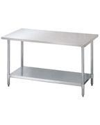 China Turbo Air Stainless Steel Work Table TSW-2424E~TSW-3096E on sale