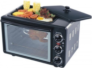 China Oven Toaster Product ModelHW-2111B on sale