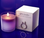 LED's, sensors & colour changing candles