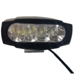 Aluminum alloy Material and Available Sample Motorcycle led headlight