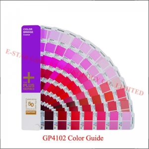 China Doctor Blade GP4102 Pantone Colour Chart on sale