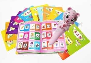 China Intelligent Toy For Children English Speaking Touch And Read Talking Pen on sale