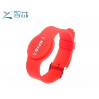 Watch Clasp Silicone Wristband NXP Ultralight EV1 RFID Chip 13.56Mhz