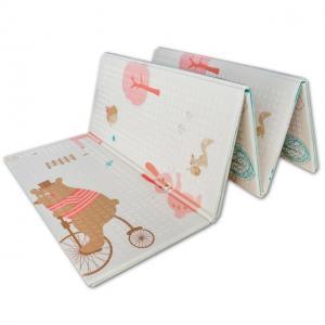 China Waterproof Folding XPE Folding Baby Play Mat on sale