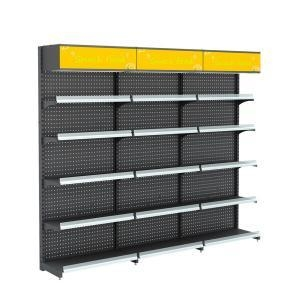 China Gondola Shelving High Quality Grocery Store Display Racks for Sale on sale