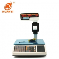 Scale 30kg Thermal Ticket Receipt Printing Scales