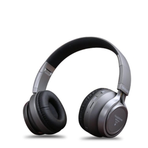 China TF card 14 hours playing time Heavy Bass Silent Disco wireless Headphone Headset on sale
