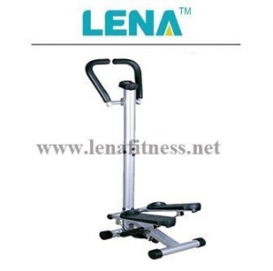 China Medical LV-303A commercial gymnastic stepper with handle air walker stepper ab climber f on sale