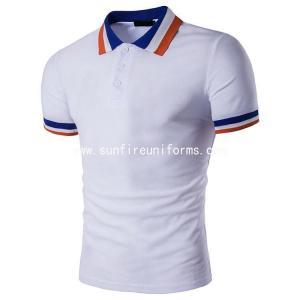 China New design golf cotton polo shirt on sale
