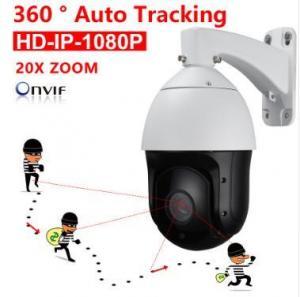 China HD IP PTZ Auto tracking IP PTZ camera on sale