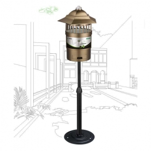 China outdoor mosquito traps for lawn on sale