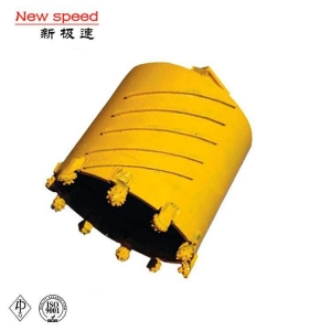 China Foundation Series 1m core barrel with roller cone on sale