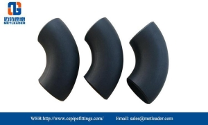 China JIS B2312 90 degree carbon steel pipe elbow on sale