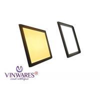 Round & Square Backlit Panel Light