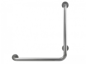 China 90 Degree Stainless Steel Safety Grab Bar on sale